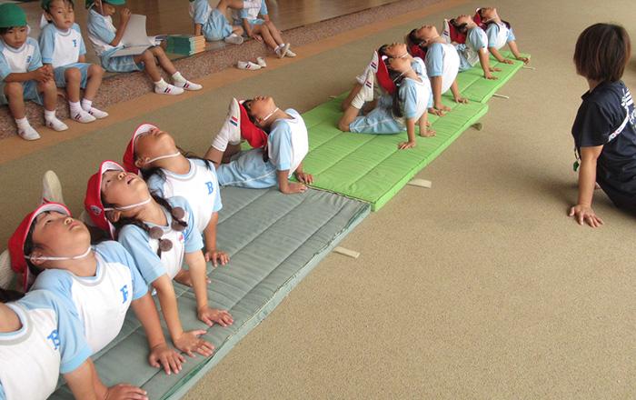 カワイ体操教室