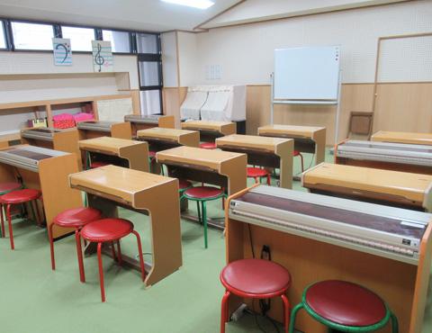オルガン教室